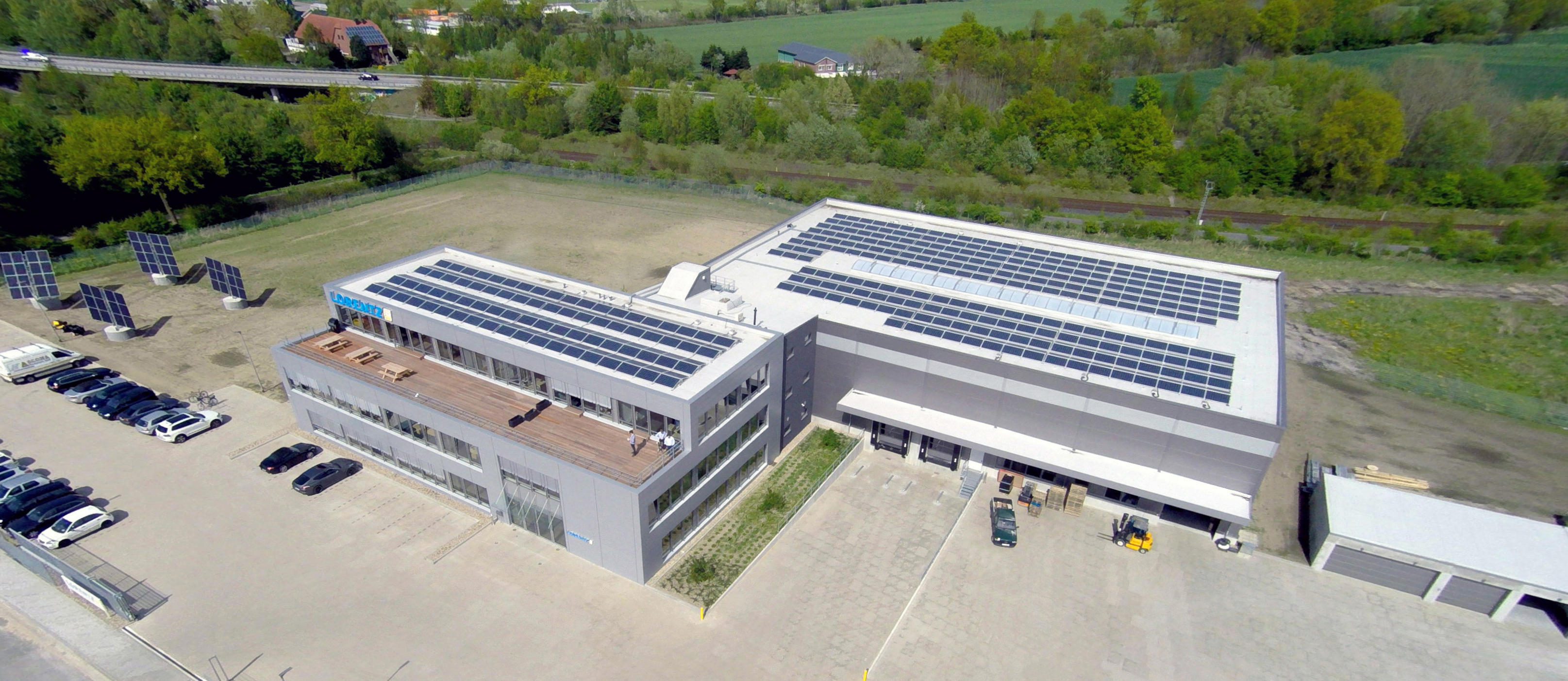 LORENTZ Germany Headquarter